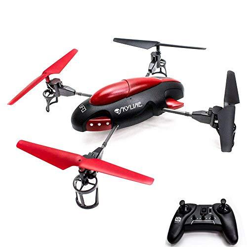 Attop   - Drone - Cuadricóptero Teledirigido - Camera y Fotos