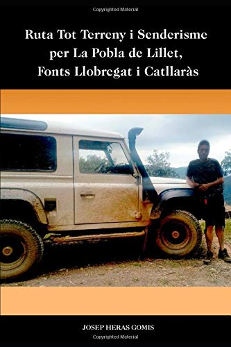 Ruta Tot Terreny i Senderisme per La Pobla de Lillet, Fonts Llobregat i Catllaràs: La pista és part per carreteres i parts per camins de muntanya. Descripció d
