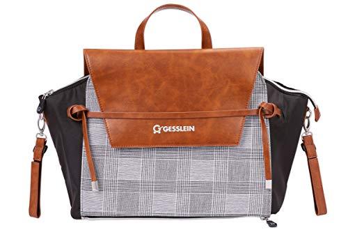 Gesslein 6351096000 Wickeltasche N°4, mehrfarbig, 800 g