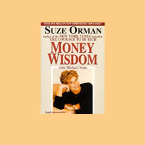 Money Wisdom audiobook cover art
