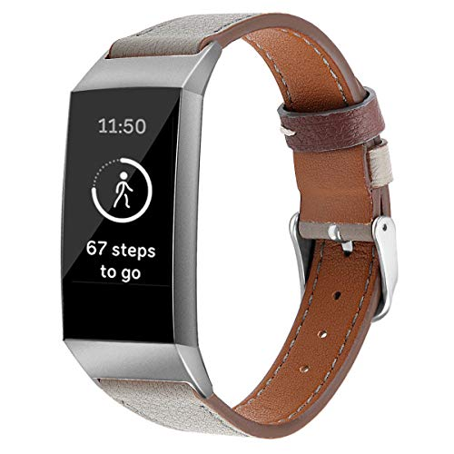 Chainfo Compatible avec Fitbit Charge 4...
