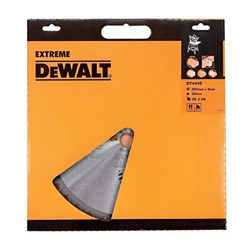 DeWalt DT4305-QZ Hoja para sierras de brazo radial 350 x 30