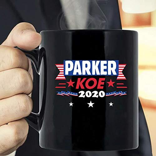 Parker Koe 2020 Kaffeebecher
