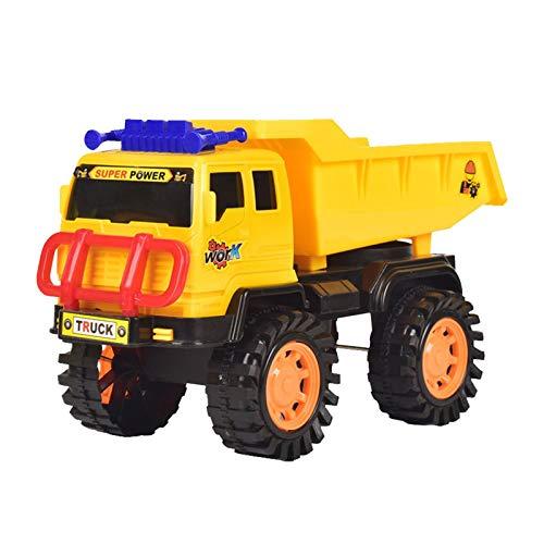 Spielzeug Kinderspielzeug Strand Fahrzeug Engineering Fahrzeug Kinder Sommer Wasserspielzeug Strandspielzeug Anhänger Beach Toy Cars Engineering Fahrzeuge Automodelle - Trägheit zurück zum Auto