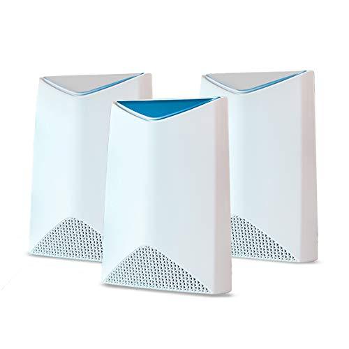 Netgear Orbi Pro SRK60B03 - Sistema WiFi Mesh tribanda AC3000 con 1 Router y 2 repetidores