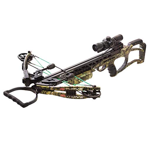 PSE Thrive 365 Crossbow Package, Camo