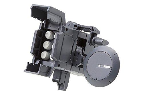 MSG Modeling Support Goods Weapon Unit 36 ??missile & radome NON scale plastic model by Kotobukiya Co., Ltd.