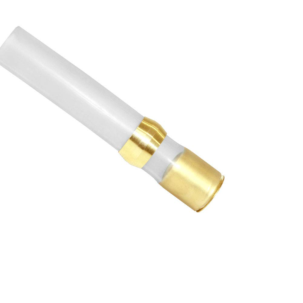 Insert Tube Support Compression Sleeve Fitting 1//2 Tube OD Beduan Brass Compression Fitting Pack of 10