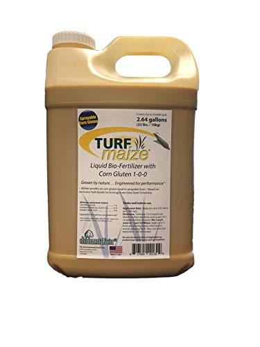 Environmental Factor 7001200 Green It Liquid Corn Gluten, 2.64 Gallon