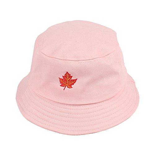 IMJONO Enfant Outdoor Chapeau de Soleil Anti-UV Bonnet Mixte en Coton B/éb/é Fille Gar/çon Bob de Plage R/églable /à Coton pour Printemps Et/é Chapeau de p/êcheur UPF50