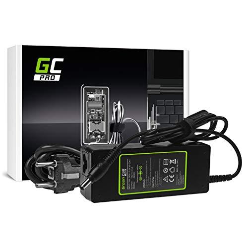 GC Pro Cargador para Portátil Samsung NP-R523 NP-R525 NP-R528 NP-R530 NP-R538 NP-R540 Ordenador Adaptador de Corriente (19V 4.74A 90W)