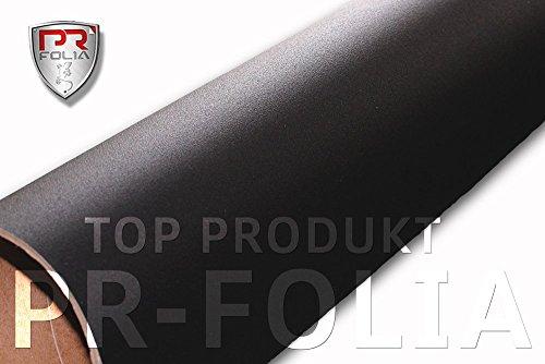 Lackschutzfolie schwarz matt 320 µm - 1,22m x 0,15m