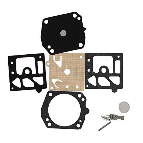 Othmro - Kit de reconstrucción de carburador MS361 K10-HD para motosierra Stihl Husqvarna Jonsered 027 362 2065 accesorios para cortacésped herramientas eléctricas al aire libre