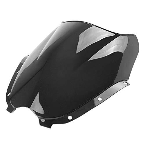 XDT Erweiterung Spoiler Schwarze Windschutzscheibe Windschutzscheibe Fit for GT250R 2006-2014 GT650R 2011-2014 Motorrad Ersatzteil Zubehör Windschild