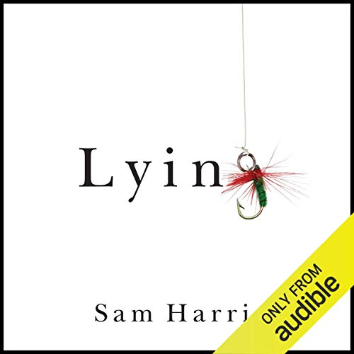 Lying Audiobook By Sam Harris cover art