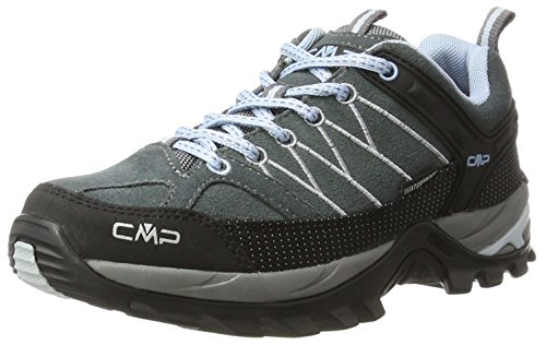 CMP Rigel Low Wp, Scarpe Da Arrampicata Basse...
