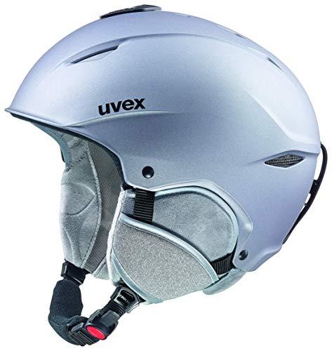 Uvex Erwachsene Primo Skihelm, strato met mat, 52-55 cm