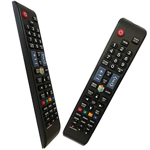iLovely AA59-00582A Telecomando Sostituire per Samsung Smart TV AA59-00580A AA59-00581A AA59-00638A AA59-00583A Nessuna Configurazione Necessaria