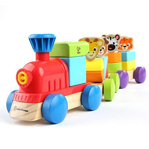 Baby Einstein by Hape- Entdecker-Zug Tren de Bloques, Color Baby Einstein|hape (E11715)