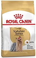 """For Yorkshire Terriers over 10 months of age Targeted """"hair"""" beauty Tartar reduction Satisfies fussy appetites Logevity programme"""