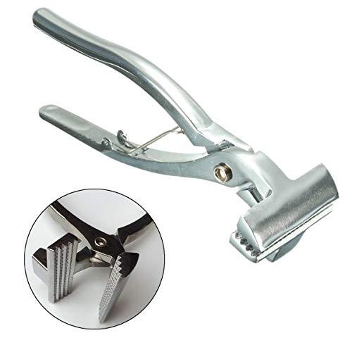 GOZAR Manual Chrome Canvas Stretching Plier Handle Stretcher Bars Artist...