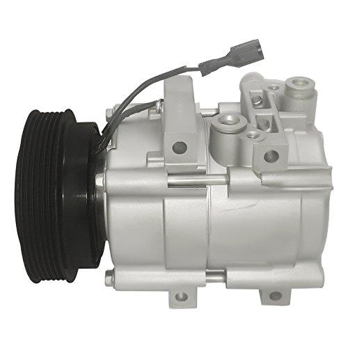 RYC Remanufactured AC Compressor and A/C Clutch EG185