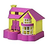Puppy House Dog Coin Stealing Puppy House Piggy Bank for Kids House of Puppy Coin Collecting Money Bank for Kids (Multicolored)