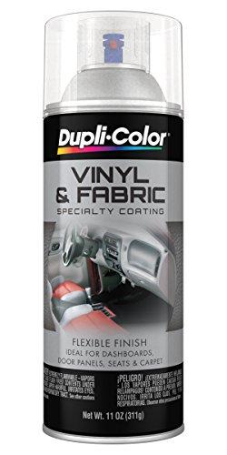 Dupli-Color Ehvp11500 Vinyl and Fabric Coating (Hvp115 Gloss Clear 11 Oz), 11. Fluid_Ounces