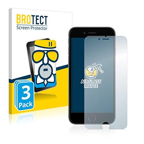 BROTECT Protector Pantalla Cristal Mate Compatible con iPhone 6 Plus / 6S...
