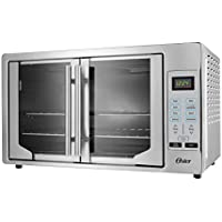 Oster Digital Stainless Steel French Convection Countertop and Toaster Oven (TSSTTVFDDG)