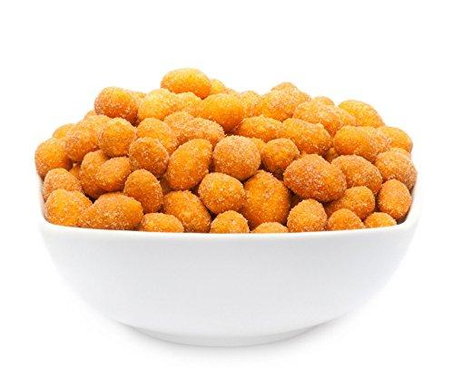 Erdnüsse mit Chili Teigmantel und Meersalz Snack Klassiker vegetarisch vegan und laktosefrei (1 x 3kg in Vorratspackung (3kg))