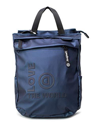DESIGUAL Blue Scuro Back Hansel Corino 20SAKA44 - Mochila, color azul