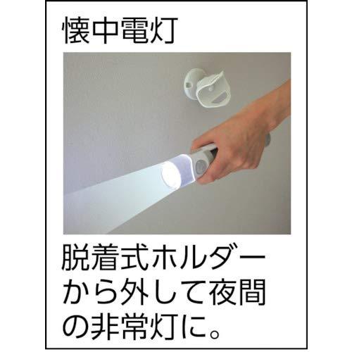 ムサシRITEX懐中電灯付LEDセンサースリムASL-030