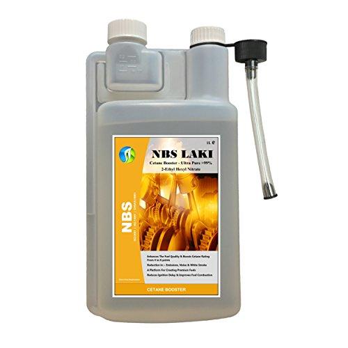 Cetan-Booster, ultra-rein >99%,  2-Ethylhexylnitrat NBS Laki, 1 l, Diesel-Zusatz