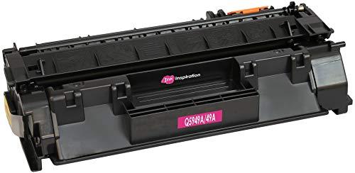 INK INSPIRATION® Premium Toner kompatibel für HP Q5949A 49A Laserjet 1160, 1320, 1320N, 1320NW, 1320TN, 3390, 3390AIO, 3392AIO | hohe Kapazität