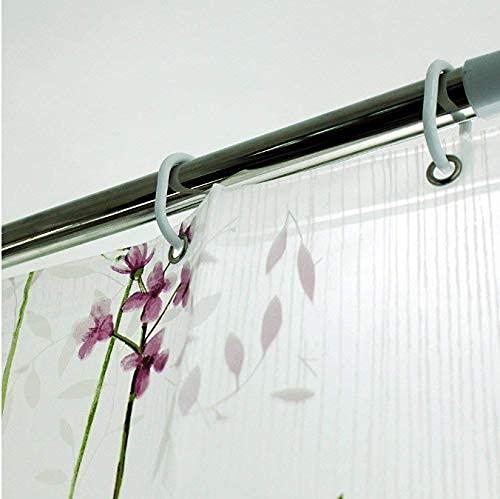 Badewanne Vorhänge Obst Duschvorhang Anti-Schimmel Decorative Bathroom Accessories 180*180Cm Top Qualität Wasserdicht, Anti-Schimmel-Effekt 3D Digitaldruck Inkl. 12 Duschvorhangringe Für Badezimm