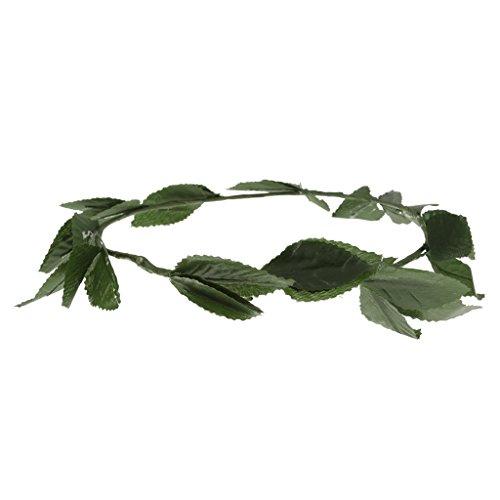 Blatt Blätter Stirnband Hochzeit Haarkranz Blume Krone Haarband Haarschmuck Haar Accessories