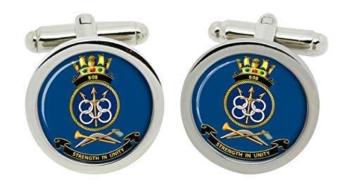 Gift Shop 808 Geschwader LIEF Königliche Australische Marine Manschettenknöpfe in Box