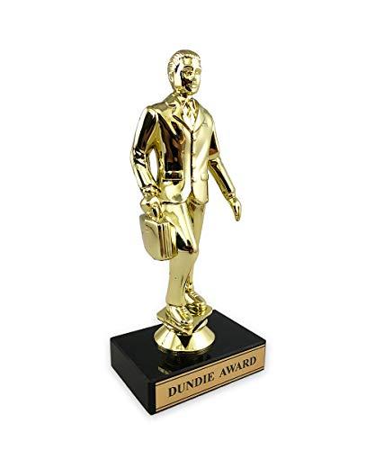 Dundie Award Trofé – The Office Merchandise – Dunder Mifflin Memorabilia inspirerad av kontoret