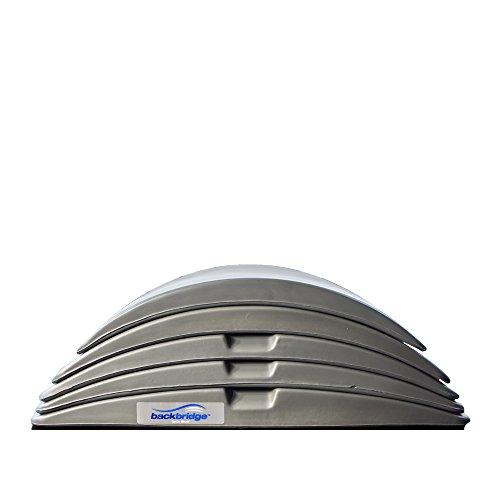 BackBridge (The Original – Adjustable Lower & Upper Back Stretcher for Lumbar Support, Spine...