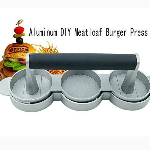 NXW Preparare Gli Hamburger Soli Accessori Hamburger Press Stampa Burger Press Hamburger Isenretail Burger Maker Miglior Stampo Carne Hamburger Fatti Mano