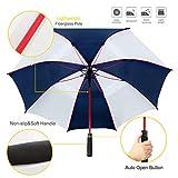 Zoom IMG-1 zomake grande ombrello antivento per