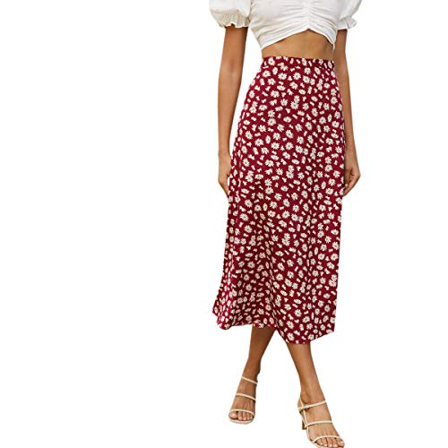 Falda Roja  marca MAKEMECHIC