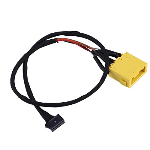 Liluyao Partes móviles Lenovo IdeaPad Yoga 13/13-5934/13-5935 DC Power Jack Conector Flex Cable