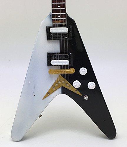 Musical Story E-Model ミニチュア ギター マイケルシェンカー DEAN スタイル