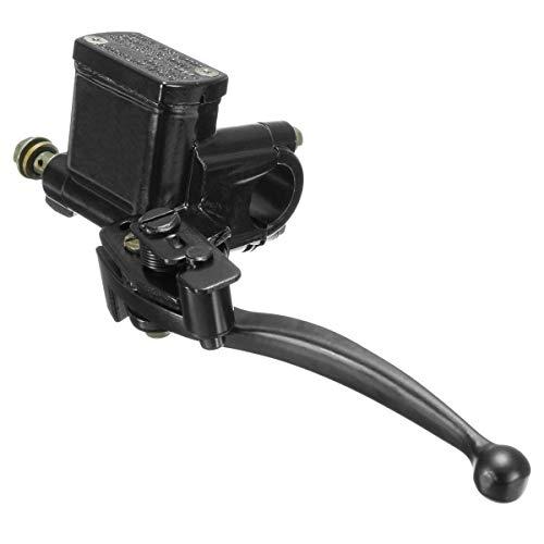 RENCALO Hauptbremszylinder Links für Quad ATV 50ccm 70ccm 90ccm 110ccm 125ccm 200ccm