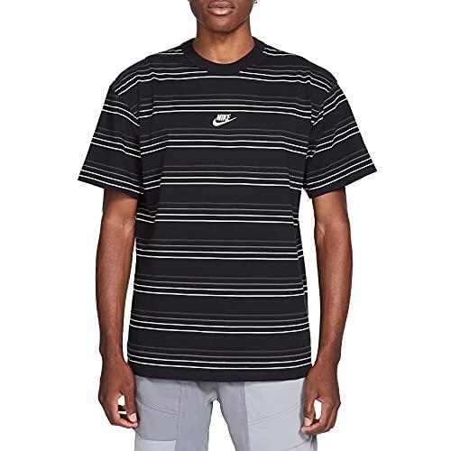 Nike Sportswear Herren T-Shirt Premium Essentials Db6531-010 - Schwarz - Groß
