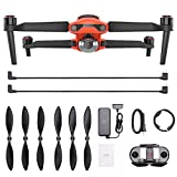 Autel Robotics EVO II Drone Camera 8k Portable Folding Aircraft with 1/2' CMOS Sensor and 40 Minutes Max Flight Time Omni-Directional Obstacle Avoidance Live Video Drone (Standard Package)