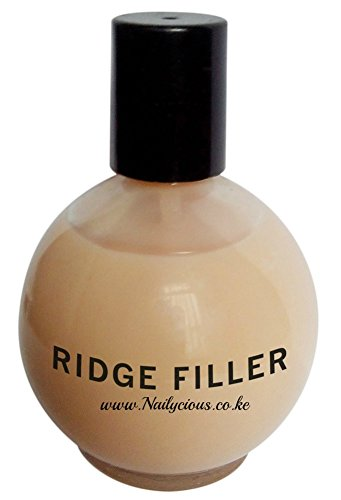 Ridge de remplissage pour ongles, Rose naturel Couleur 75 ml/70,9 gram, taille du salon professionnel Taille, extrêmement brillant.