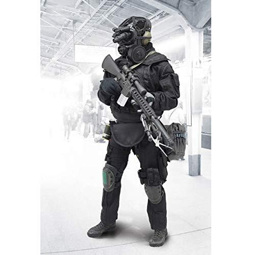Leying 1/6 Soldat Herrenbekleidung Special Forces Scharfschützen Kleidung Anzug Zubehör